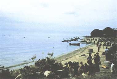 Photo of Lake Tanganyika