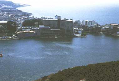 Photo of Lake Hamana