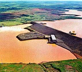 Photo of Capivara Reservoir