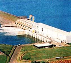 Photo of Rosana Reservoir
