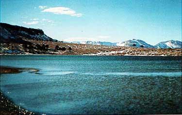 Photo of Lake Alumine