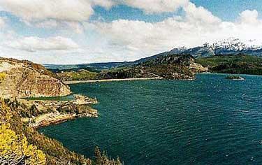 Photo of Amutui Quimey Reservoir