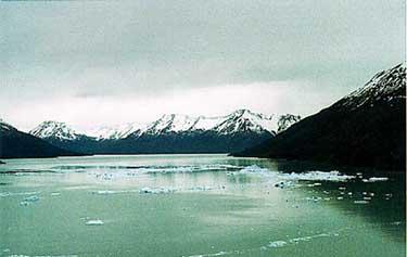 Photo of Lake Argentino