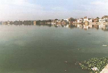 Photo of Lower Lake ( as part of Lake Bhopal)