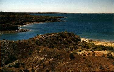 Photo of Mari Menuco Reservoir