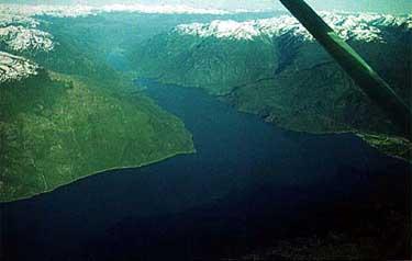 Photo of Puelo Lake