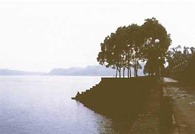 Photo of Lake Changshou