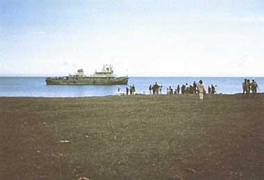 Photo of Lake Hovsgol