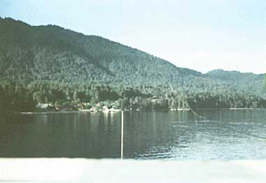Photo of Krasnoyarskoye Reservoir