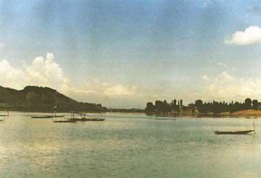 Photo of Manasbal Lake