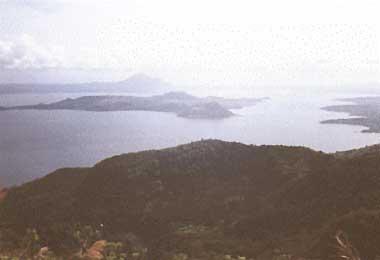 Photo of Lake Taal