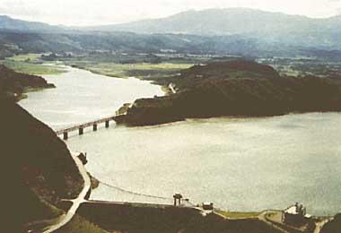 Photo of Kamafusa Reservoir