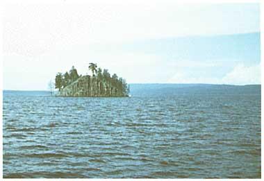 Photo of Ust-Ilimskoye Reservoir
