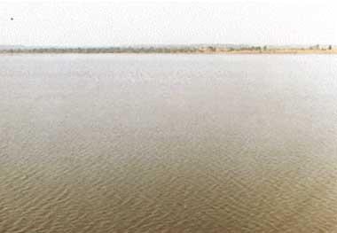 Photo of Kanhargaov Reservoir