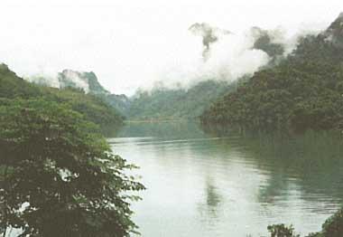 Photo of Lake Ba Be