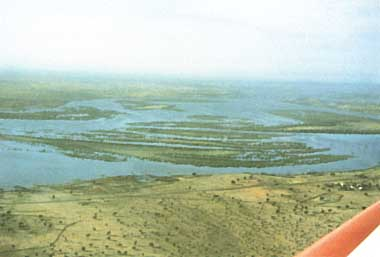 Photo of Lake Guiers