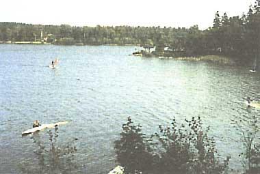 Photo of Lake Trummen