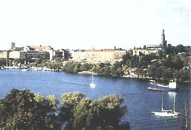 Photo of Lake Malaren